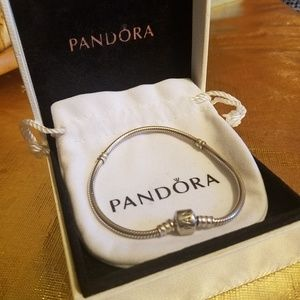 925 pandora charm bracelet